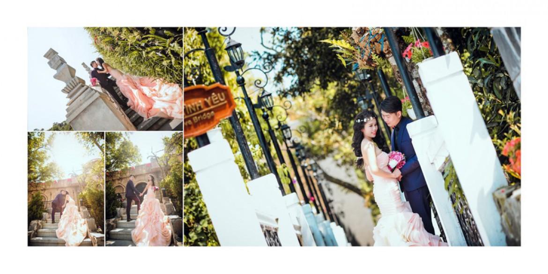 Ảnh cưới đẹp Đà Nẵng-Hội An